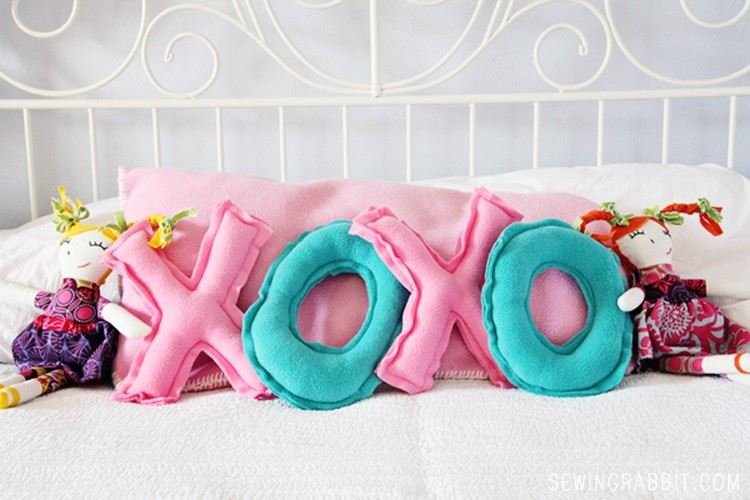 XOXO Pillows